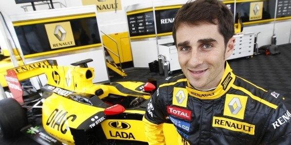 NICOLAS PROST F1