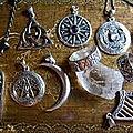 Les talismans suivants les domaines