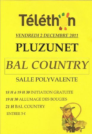 affiche bal country 2011-3