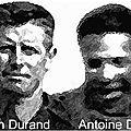 Samedi 30 avril 2016 à carpentras: présentation du nouvel ouvrage sur l'assassinat d'albin durand et antoine diouf
