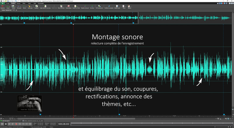 Montage sonore