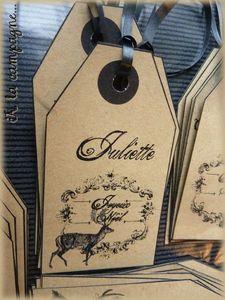 étiquettes 1 noël 2011