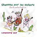 Le nouveau cd de lonesome day - dans le ranch de l'oncle joe