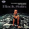 George Shearing Quintet And Orchestra - 1956 - Black Satin (Capitol)