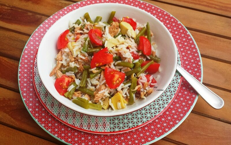 salade riz haricots thon (2)
