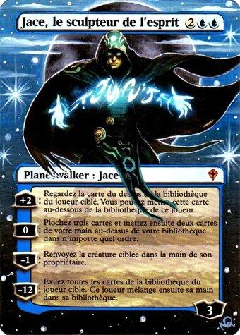 Jace, Le Sculpteur De l'Esprit Altéré