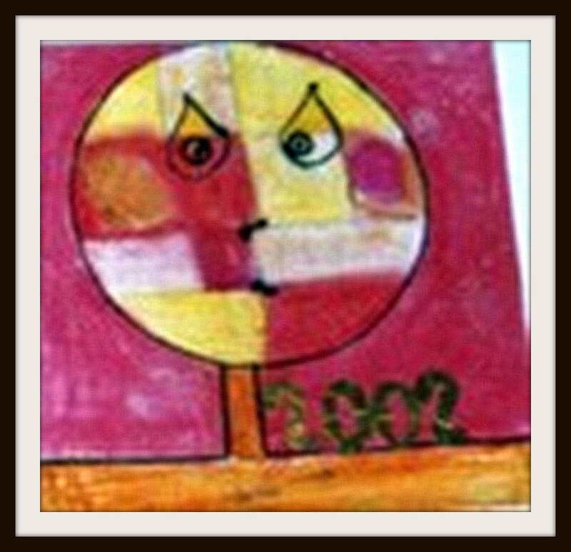 5-Chaud Froid-Portraits inspiration Paul Klee (58)-001