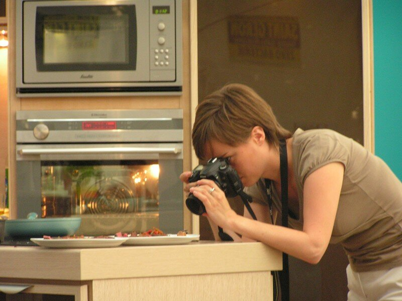 On cuisine , et on photographie !