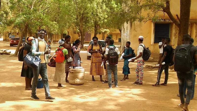 Voyage scolaire à Ouagadougou pour les élèves de Seconde littaire de Sabcé