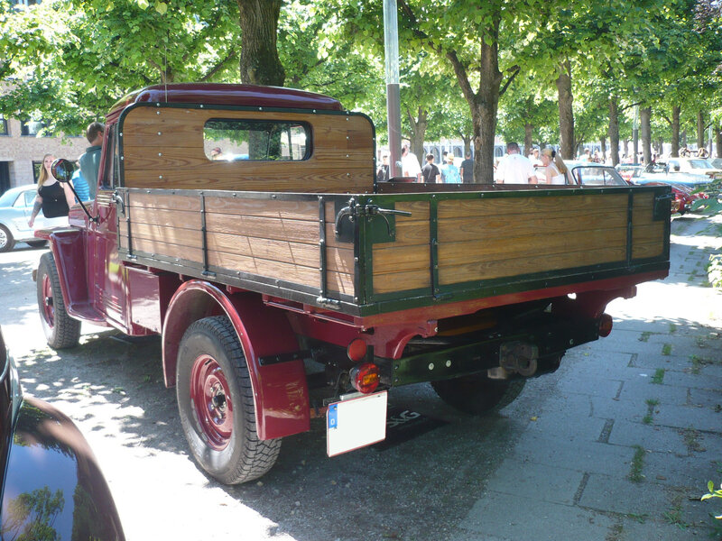 WILLYS Jeep Truck 2door pick-up Karlsruhe (2)