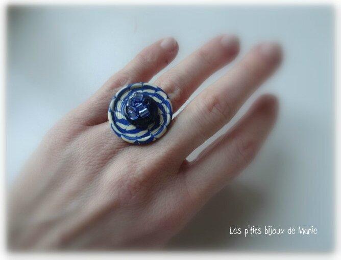 bague bleue 3