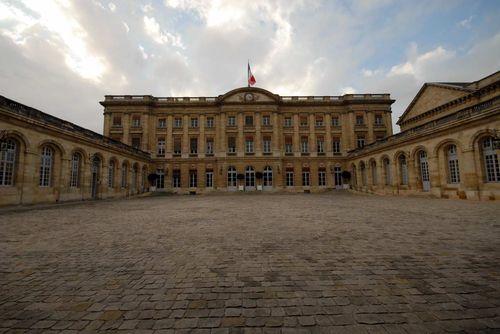 Centre ville de Bordeaux