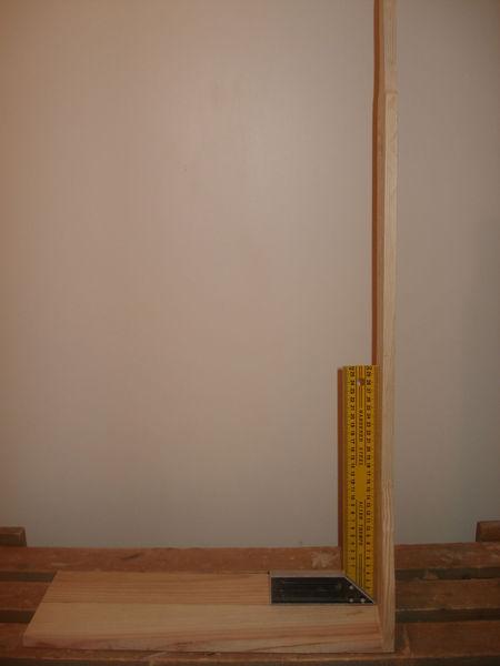 etagere pour aromatiques en bois de palette