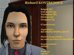 Richard KONTRETOUX