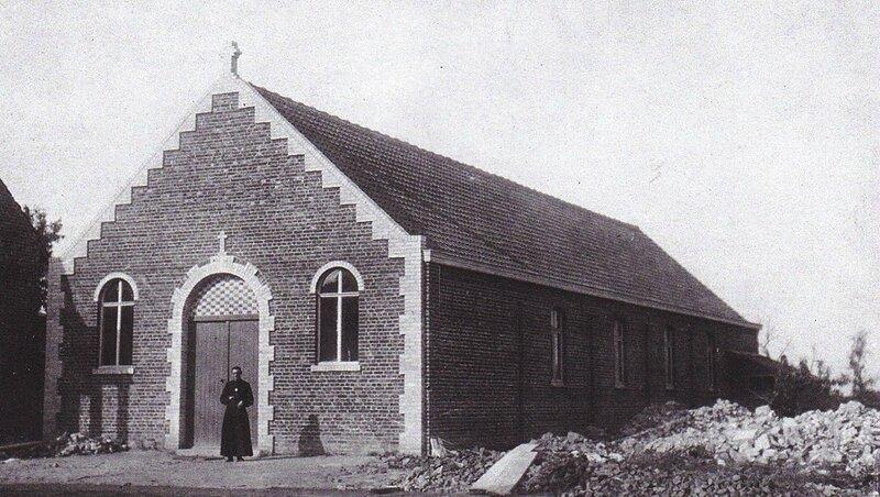 église provisoire