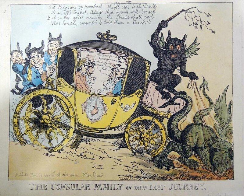 rowlandson consular family