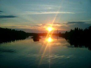 Finland___Sunset_at_BRW_Oulu