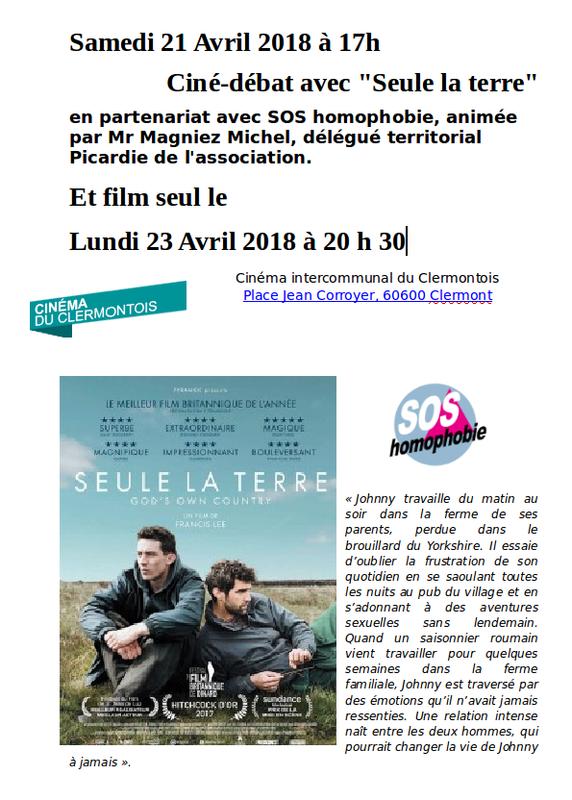 flyer 21-23 Avril 2018