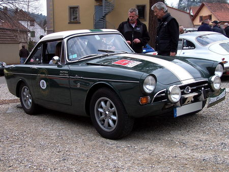 Sunbeam Tiger V8 1