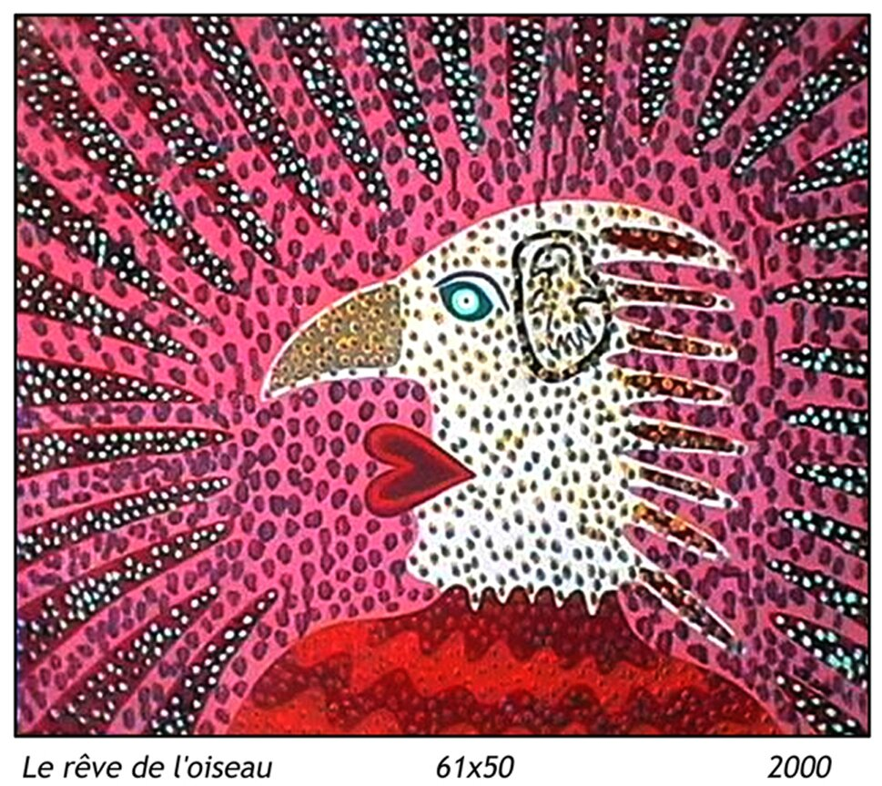 10-Le rêve de l'oiseau