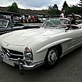 Mercedes benz 300 sl roadster-1957