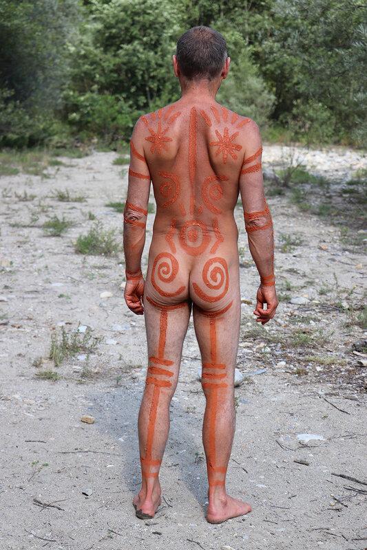 peintures corporelles (1)
