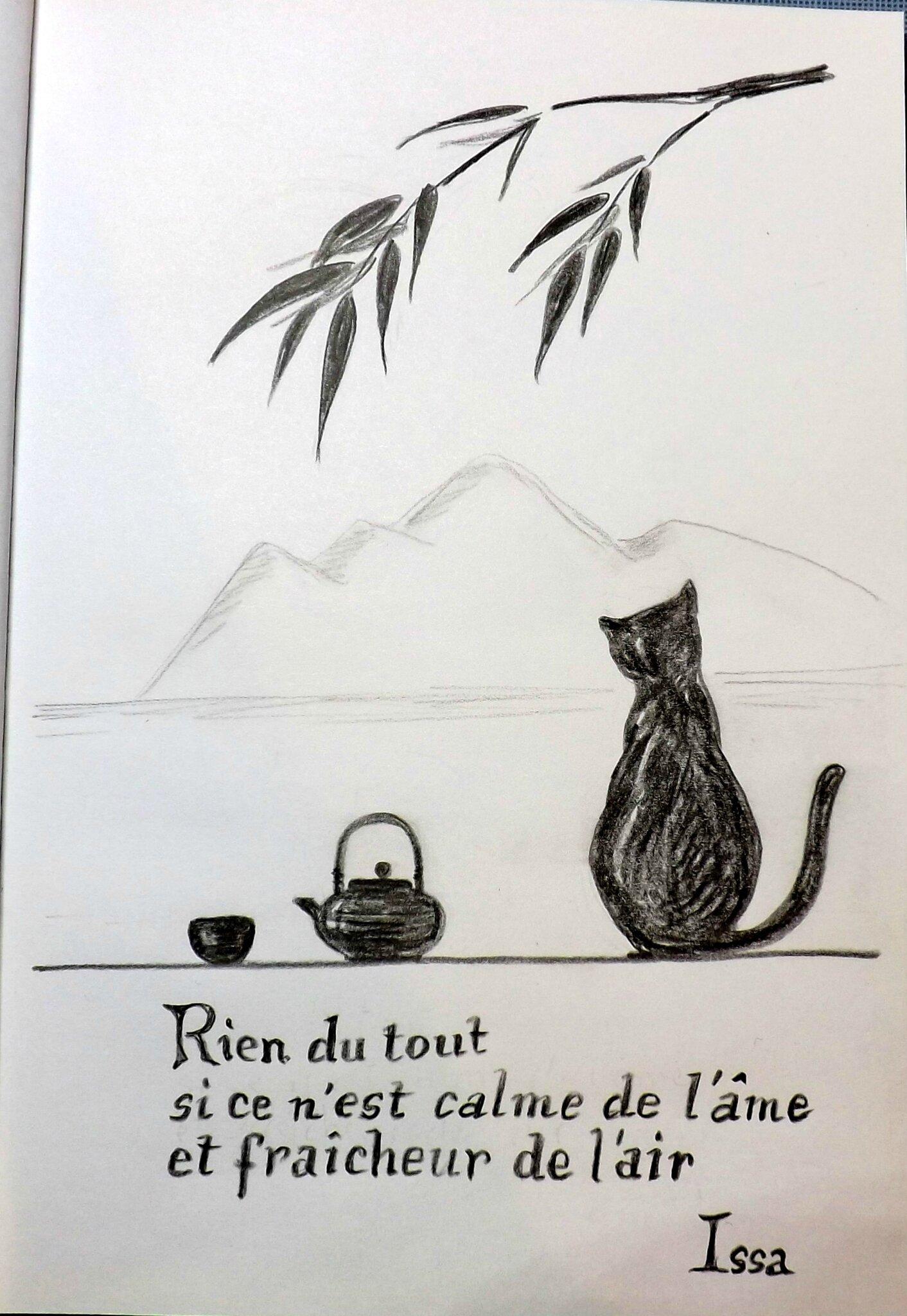 thé zen