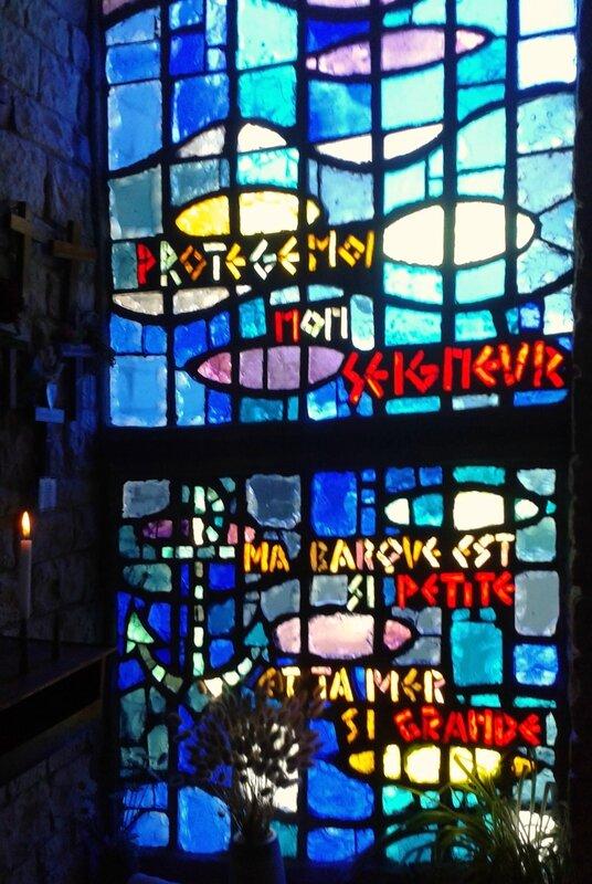 2015 Vitraux de l'Eglise de la Cotinière