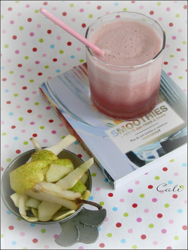 Smoothie Poire-Canneberge 004