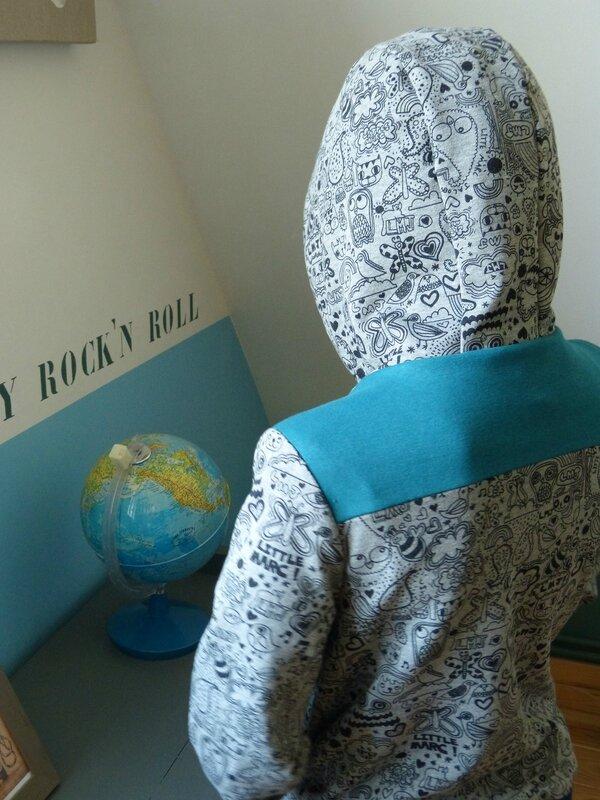 sweat hoodie lewis maison victor (12)@