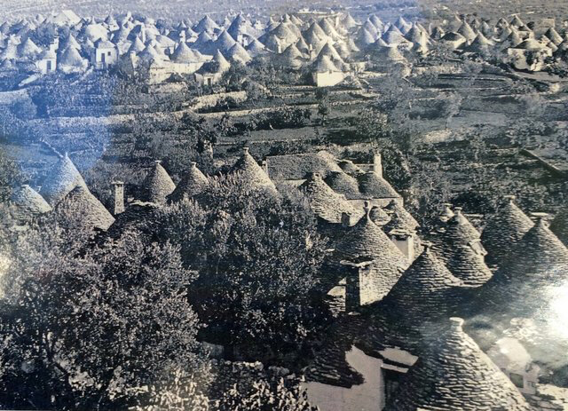 Pouilles Alberobello Trulli