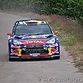 2011 : Rallye Allemagne WRC - Etape 3