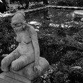 Statue jardin musée Sorolla