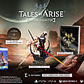 Tales of Arise collector Figurine