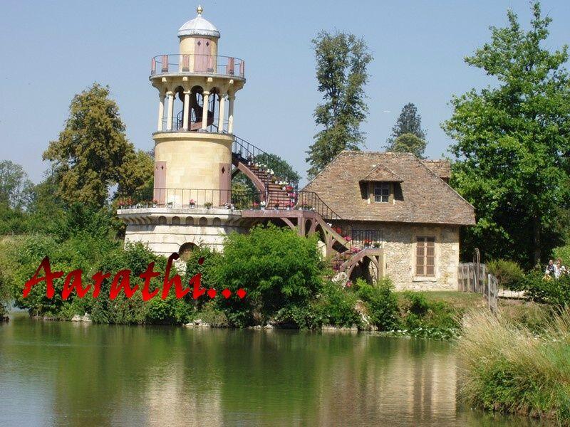 Queen's Hamlet- Versailles