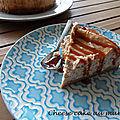 Cheese cake au marron