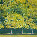 Promenade jaune
