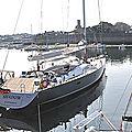 Aujourd'hui images maritimes et champêtre de concarneau