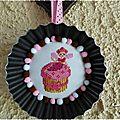 ♥ petite fée cupcake (2) ♥
