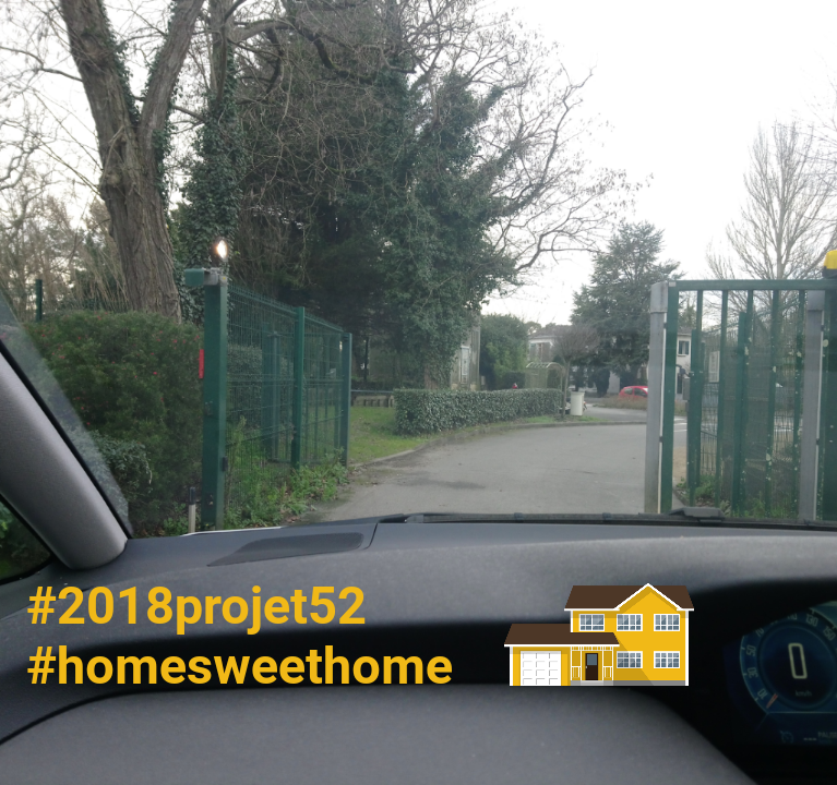8 projet52 2018 - Home sweet home