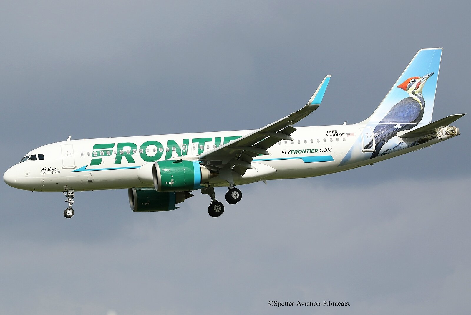 Fontier Airlines NEO