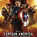 Captaine america first avenger