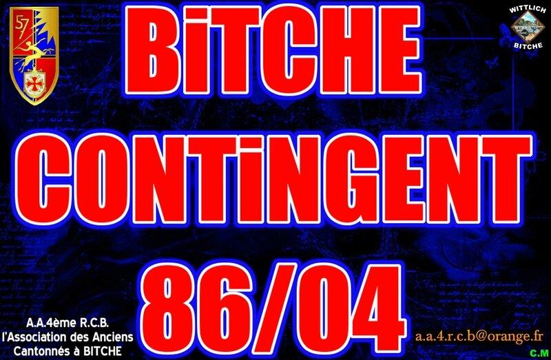 BiTCHE CONTiNGENT 86-04b