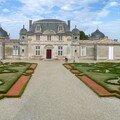 Les jardins du château de malle