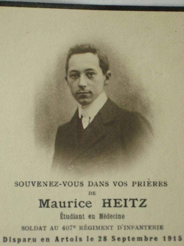 HEITZ Maurice