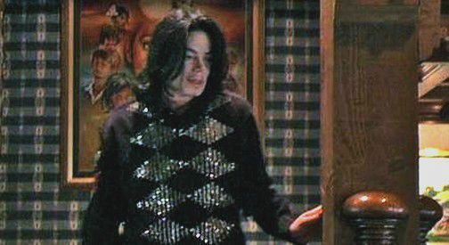 mj children of the world painting neverland