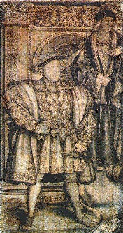 Henry et son père