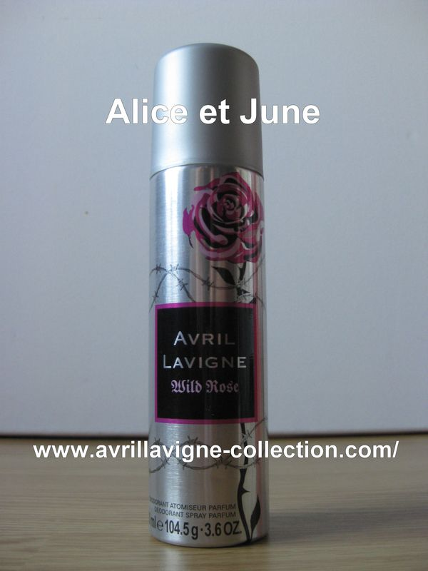 Wild Rose product - Déodorant Atomiseur Parfum 150 ml