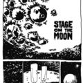 Stage on the moon 2/2 - a. hazard - 2009