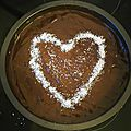 Cuisine: brownie cru d'antigone xxi